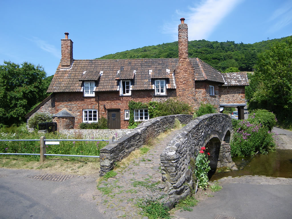 Bossington Cottage