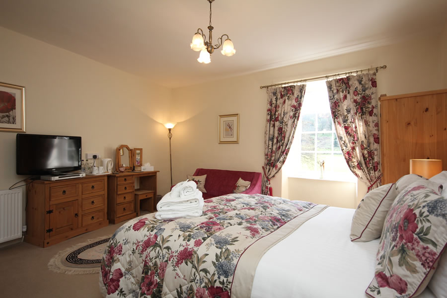 Bed and Breakfast Room 1